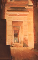 Temple of Isis 14x20